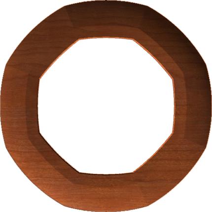 Octagon Frame 007