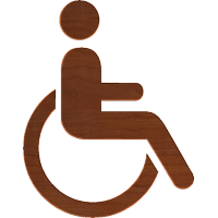 Wheelchair Symbol 1