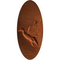 Duck oval 01