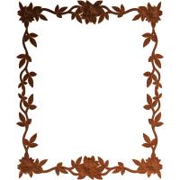 Starflower Frame