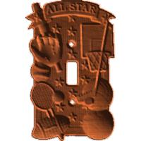 AllstarLightPlate
