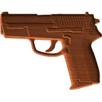 Pistol - .40 Caliber