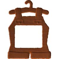 Overalls Frame