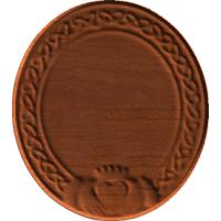 Claddagh Circle Frame
