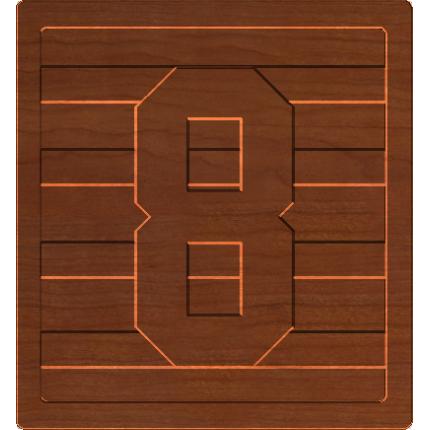 Block Letters 8