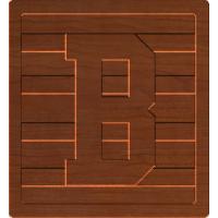 Block Letters B