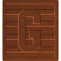 Block Letters G