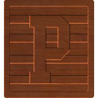 Block Letters P