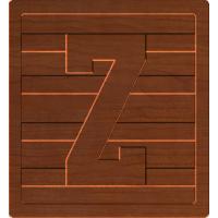Block Letters Z