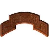 Ranger BN Shoulder Scroll 2nd