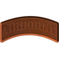 Army Airborne Shoulder Tab