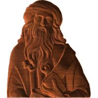 Moses Sculpture