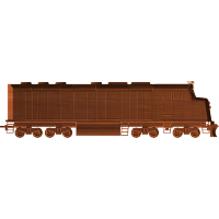 Train Engine 001