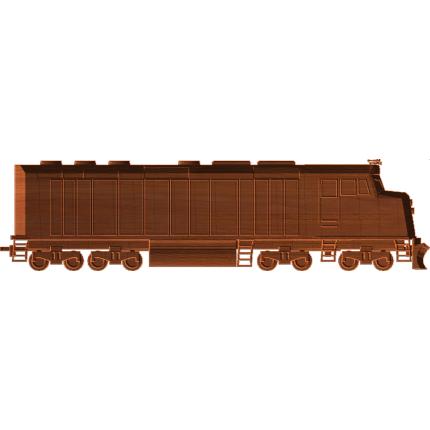 Train Engine 001