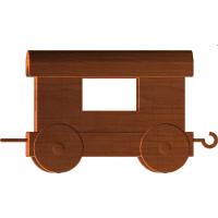 Train Car 001