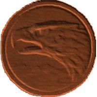 Eagle in Circle
