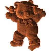 Teddy Bear 01 RNB