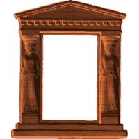 Greek Roman Arch