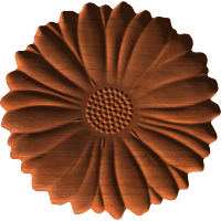 Big Deep Carve Sunflower