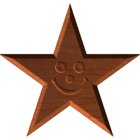 Smiley Star 001 A