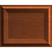 Classic Beveled Country Door Panel Blank 400 A