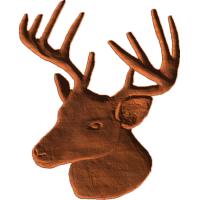 Deer head 01
