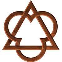 Lutheran Trinity Symbol