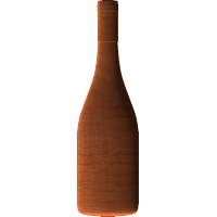 Wine Bottle 2x7 - 1
