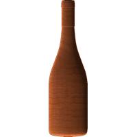 Wine Bottle 2x7 - 1