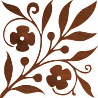 Floral Sprig 2
