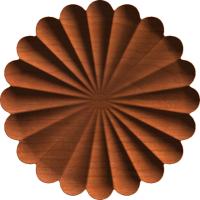 Shell Rosette 20 Lobed