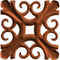 Square Chainlike Design