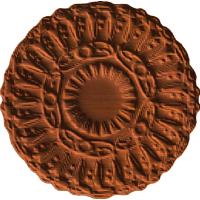 Traditional Rosette Shape