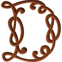 CelticMonogram - D