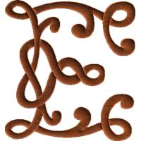 CelticMonogram - E