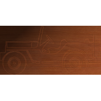 Jeep Outline