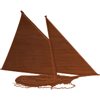 Sloop Outline