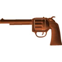 Six Shooter Pistol