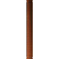 Fluted 5 inch Dia Column 360