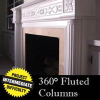 360 Degree Columns