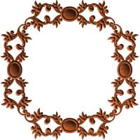Octagonal Ornament