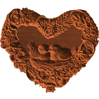 Birds Nest and Heart