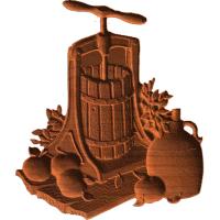 Cider Press - AB - 001