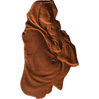 Mary And Baby Jesus - AB - 001