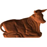 BullKneeling