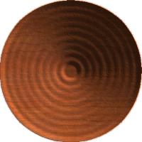 Stepped Circular Rosette