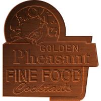 Macks Golden Pheasant - CSF