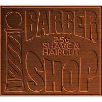 Barber Shop 001 - CSF