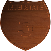 Interstate 5 - CSF