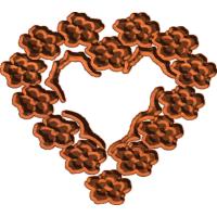 Flower Heart - CSF
